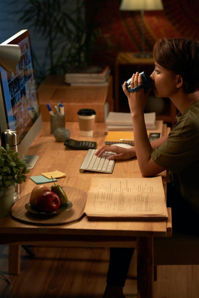 All night online